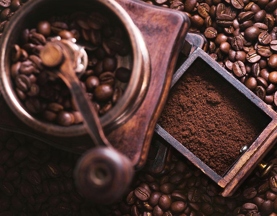 mouture a café